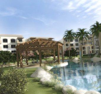 شقه للبيع 3غرف بمساحة 175 مترفى التجمع الخامس بمقدم 20%