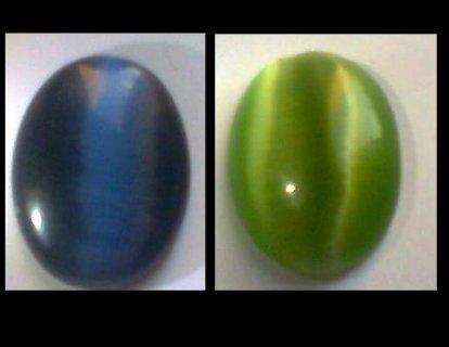 لمحبى المجوهرات للبيع  فصين ( حجرين ) من الأوبال البرازيلى