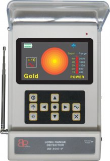 BR800-P.. احدث وافضل جهاز للكشف عن الذهب والمعادن الثمينة والكهف