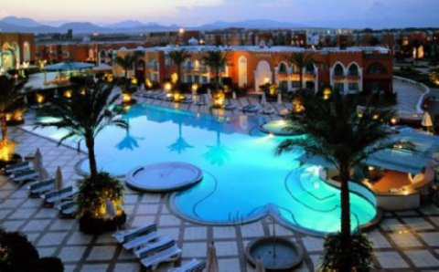 فندق تروبيكانا جراند أزور فى عيد الفطر 2014