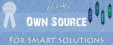 عرض شهر رمضان من Own Source