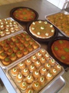 حلويات رمضان  |باليرينا سويت |رمضان  | الكويت
