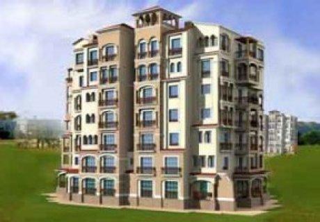 شقة للبيع 165 متر  بموقع متميز بمدينة الفردوس