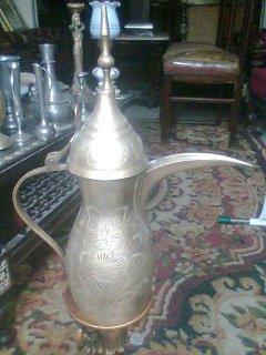 للبيع  أنبيق , ابريق , عثمانى نحاسى من القرن التاسع عشر