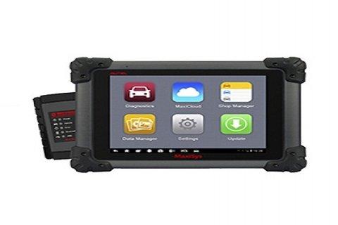 شركة الجراج تقدم أحدث جهاز لكشف أعطال السيارات Autel maxiSys