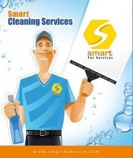 شركة تنظيف انتريهات فى المعادى و صالونات فى القطامية 01091512464