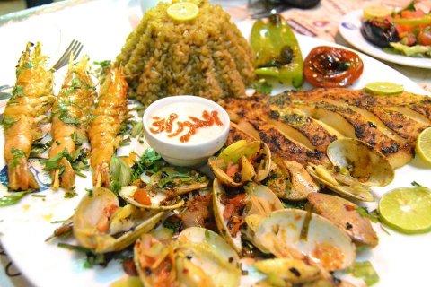 اجمد وجبات رمضانية من اسماك الحوراني