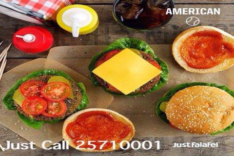 فطارك احلي مع السندوتش الامريكي من | جست فلافل | الكويت | رمضان