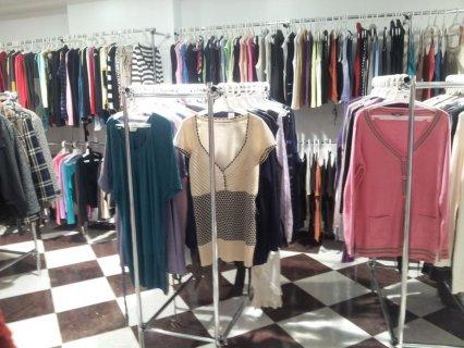 ملابس اوربية مستعملة 01126175991