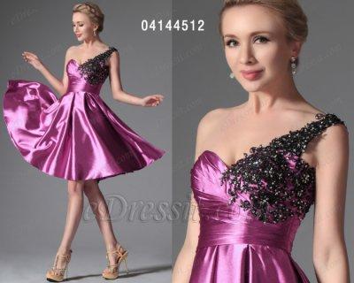 فستان وردي قاتم للبيع eDressit