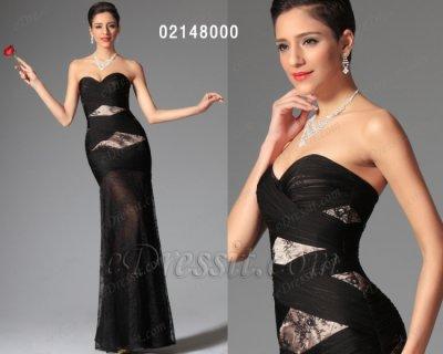 فستان أسود للبيع