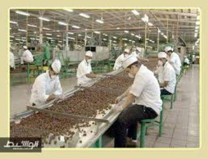 مطــلوب فوار عمال انتاج بمصنع بمدينة نصر براتب مجزى جدا