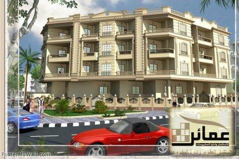 شقة بحري 185م  للبيع بالشروق ناصية