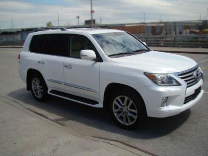 2013 Lexus LX 570 for sale