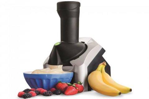 ماكينة الأيس كريم من الفاكهة