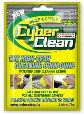 عجينة التنظيف السحرية