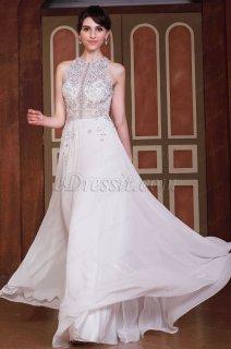 فستان الزفاف بالخرزات للبيع