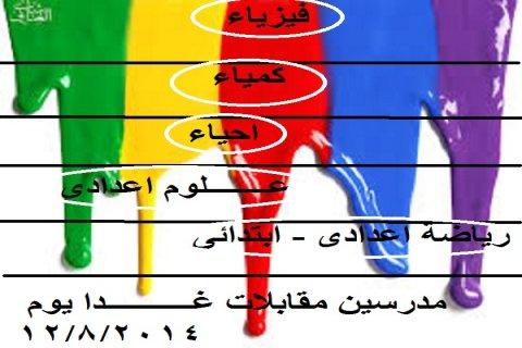 مطــلوب مدرسين فيزياء للسعودية مقابلات غدا يوم 12 - 8 -2014 نطلب
