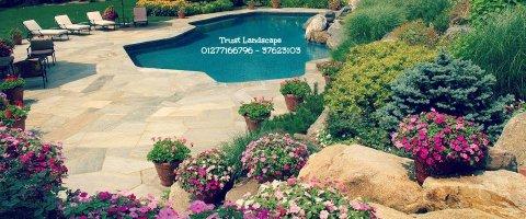 (شركة تراست لاندسكيب 01277166796 ) افضل شركة لاندسكيب في مصر
