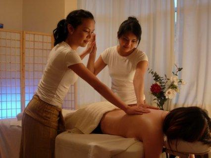مساج فرعونى Four Hands Massage مساج الأيادى الأربعة  01287238579