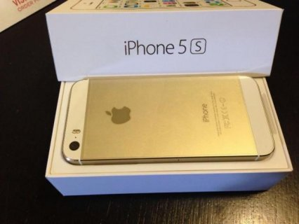 original Gold Apple iPhone 5S-32GB unlocked