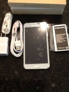 New Samsung Galaxy S5-32GB unlocked