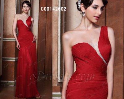 فستان أحمر مثير للبيع eDressit