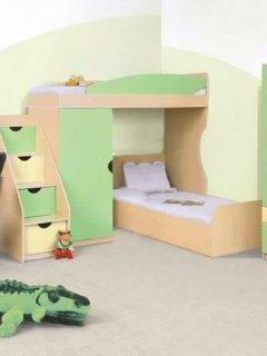غرفة نوم اطفال دورين