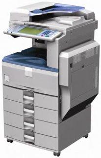 ماكينة تصوير مستندات ريكو mp 3350