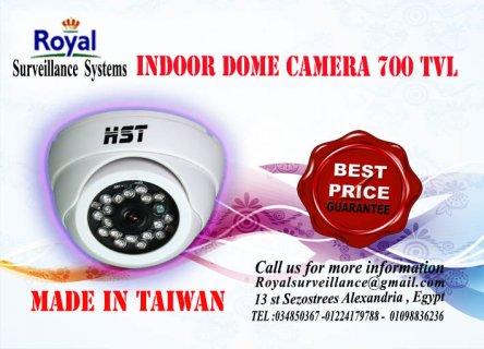 كاميرات مراقبة داخلية 700TVL  صناعة تايوانية