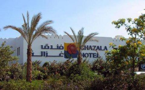 فندق غزالة بيتش( خليج نعمة) 4**** و أستمتع بأفضل عروض العيد