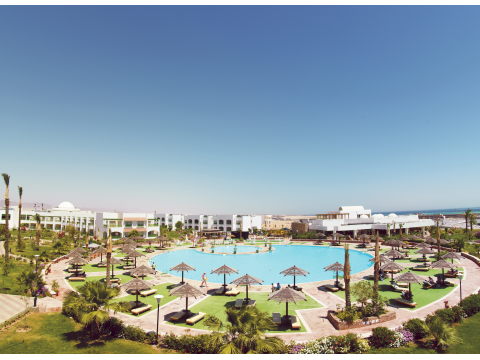 كورال بيتش ريزورت(المنتزه) Rotana Coral Beach Resorts ****4 رحل