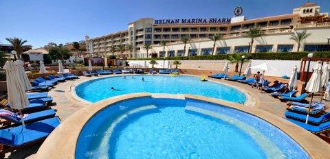 هلنان مارينا شرم (خليج نعمة)  Helnan Marina Sharm Hotel *****5 ر