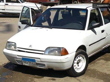 AX سيتروين للبيع أو البدل بسيارة باب واحد