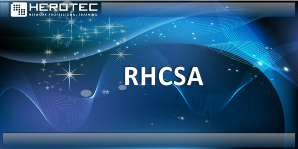 Training Course Redhat ( RHCSA )