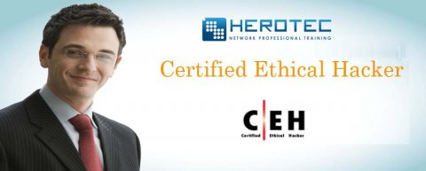 Training Course Certified Ethical Hacker (CEH V.8 )