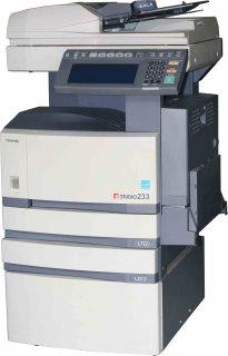 ماكينات تصوير مستندات توشيبا ستوديو 233 وارد الخارج - ضمان عام