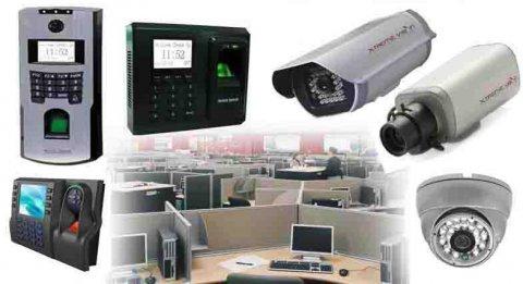كاميرات المراقبة لمراقبة مكتبك عن طريق النت