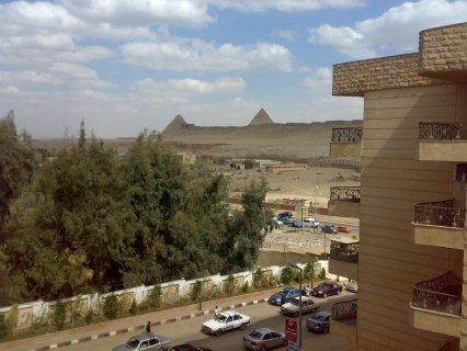 شقة للبيع بحدائق الهرام البوابة الأولى