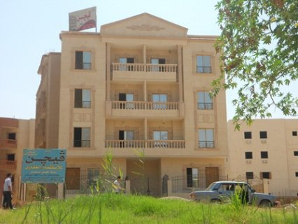 شقق بمدينة الشروق اسكن فورا 175م على حديقة تسهيلات 36شهر