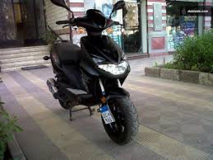 سكوتر benelli k3 150cc ايطالى موديل 2013 ماشيه 2500 كيلو فبريكه