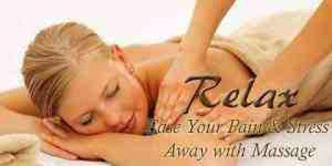 مديكال مساج لعلاج الام الظهر واسترخاء العضلات بايدى متخصصات
