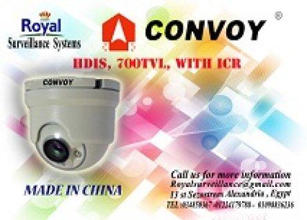 كاميرات مراقبة داخلية 700 TVL  ماركة CONVOY