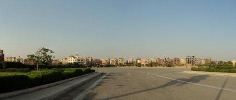 ارض بهيكل خرساني بغرب سوميد