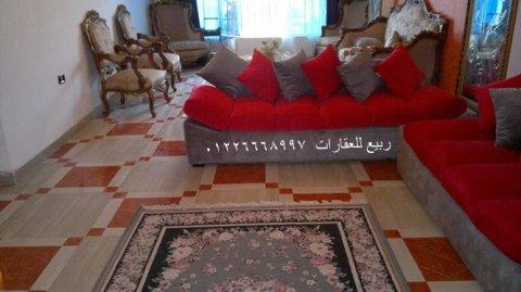 شقة للبيع فى الاسماعيلية عقارات الاسماعيلية 175 m مكتب ربيع