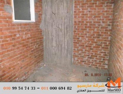 شقة للبيع فى شبين الكوم المنوفية البر الشرقى 152 م