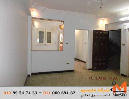 شقة للبيع فى شبين الكوم المنوفيه بالقرب من نجدة البر الشرقى 110