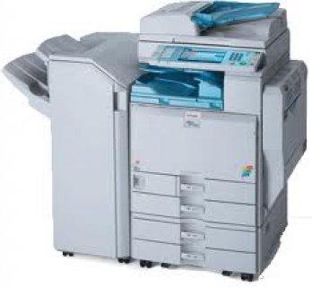 ماكينة تصوير مستندات ماركة ريكوRicoh MpC3000