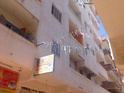 شقة بالعجمى -الهانوفيل للبيع تمليك بشارع الكومى