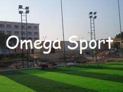 عرض خاص من شركه Omega Sport لملاعب كرة القدم